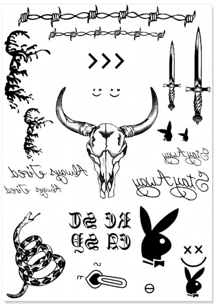Post Malone Temporary Face Tattoos Tattoos Ideas Temporary Face Tattoos Face Tattoos Face Stickers