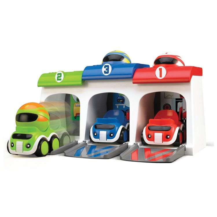 Race Cars Garage Toddler Activity Playset Educational Toys Planet Toy Car Tomy Toy Vehicles