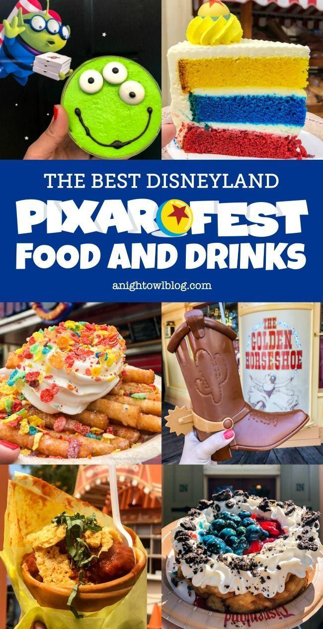 Photo of Die besten Disneyland Pixar Fest Food Finds