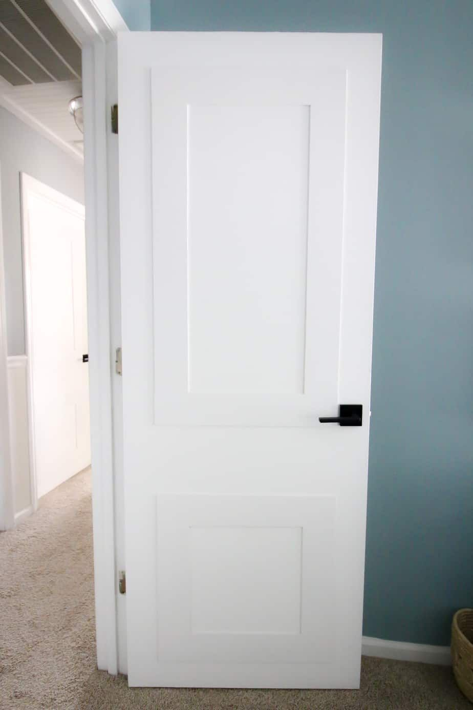 Updating Interior Doors With Molding Diy Interior Doors Doors