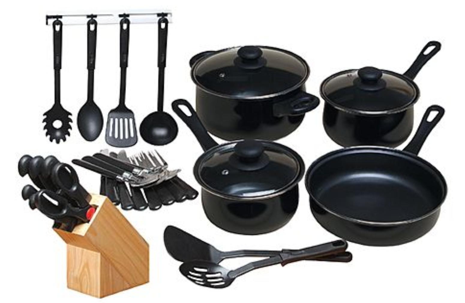 kitchen-vessels-set-kitchen-vessels-set-sears-outlet-cuisine-select ...