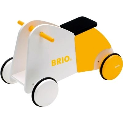 This arrived for Max yesterday. Really lovely. I heart Brio.
