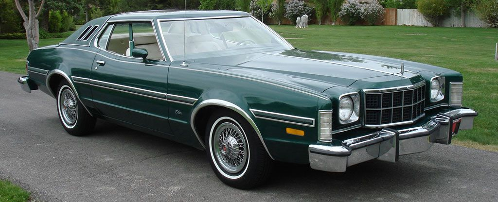 1976 Ford Elite Pictures Ford Ford Torino Mid Size Car