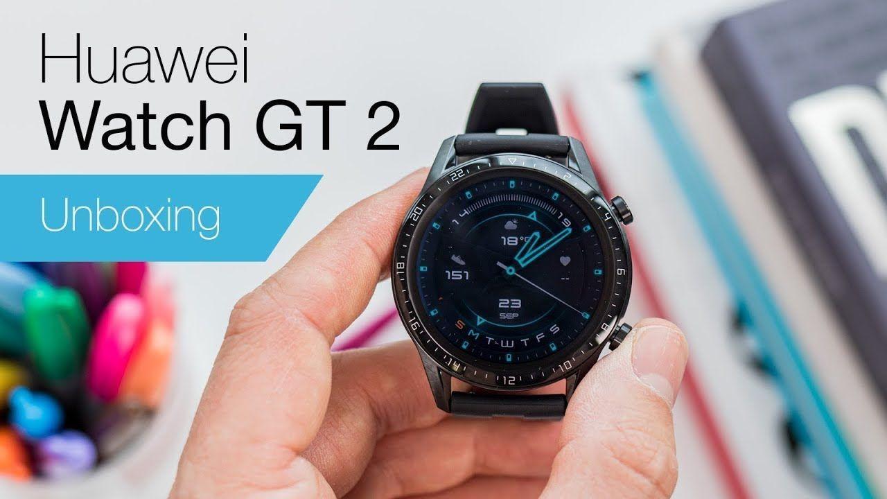 Huawei watch gt 2e unboxing review in 2020 huawei
