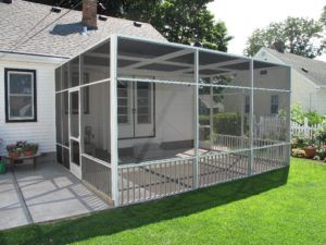 Screen Porch Enclosure Panels