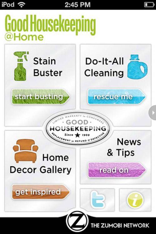 10 aplicativos para ajudar na organização da casa