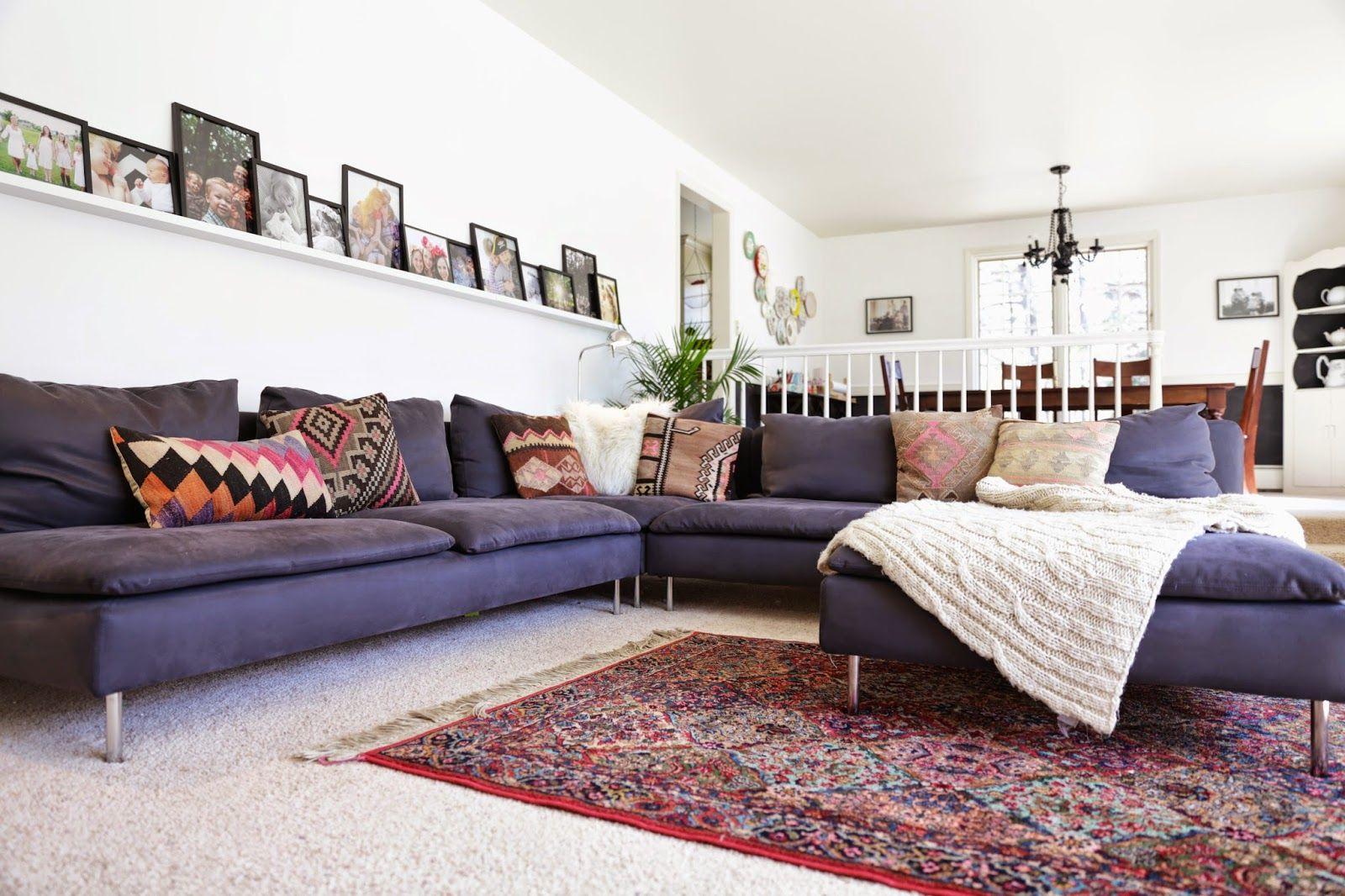 lovelies in my life comfort works soderhamn slipcover review ikea rh pinterest com