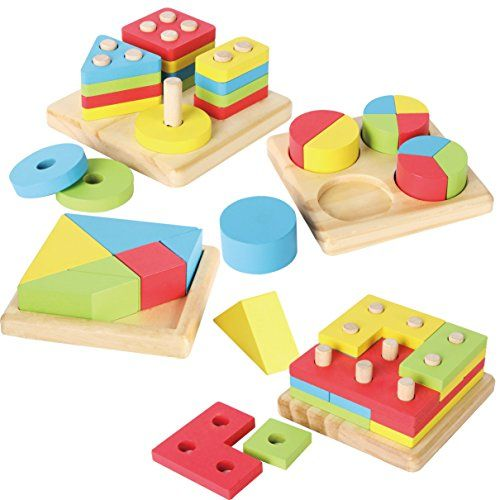 Home Open-Minded Montessori Wooden Rainbow Toy Assembly Puzzle Colored Arch Bridge Building Blocks Set Shapes Sorting Preschool Educational Toys