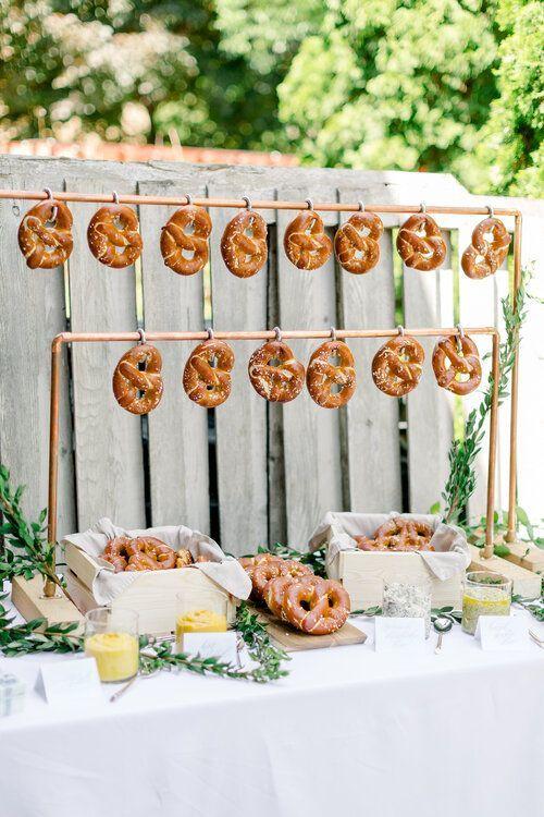 Eine Party Vor Der Hochzeit