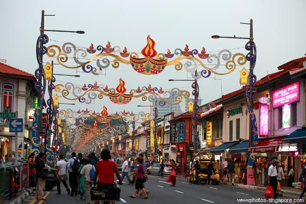 Check This Beautiful Street Lights Find Out More At Http Www Singaporecitytour Com Sg Little India Singapore Singapore India
