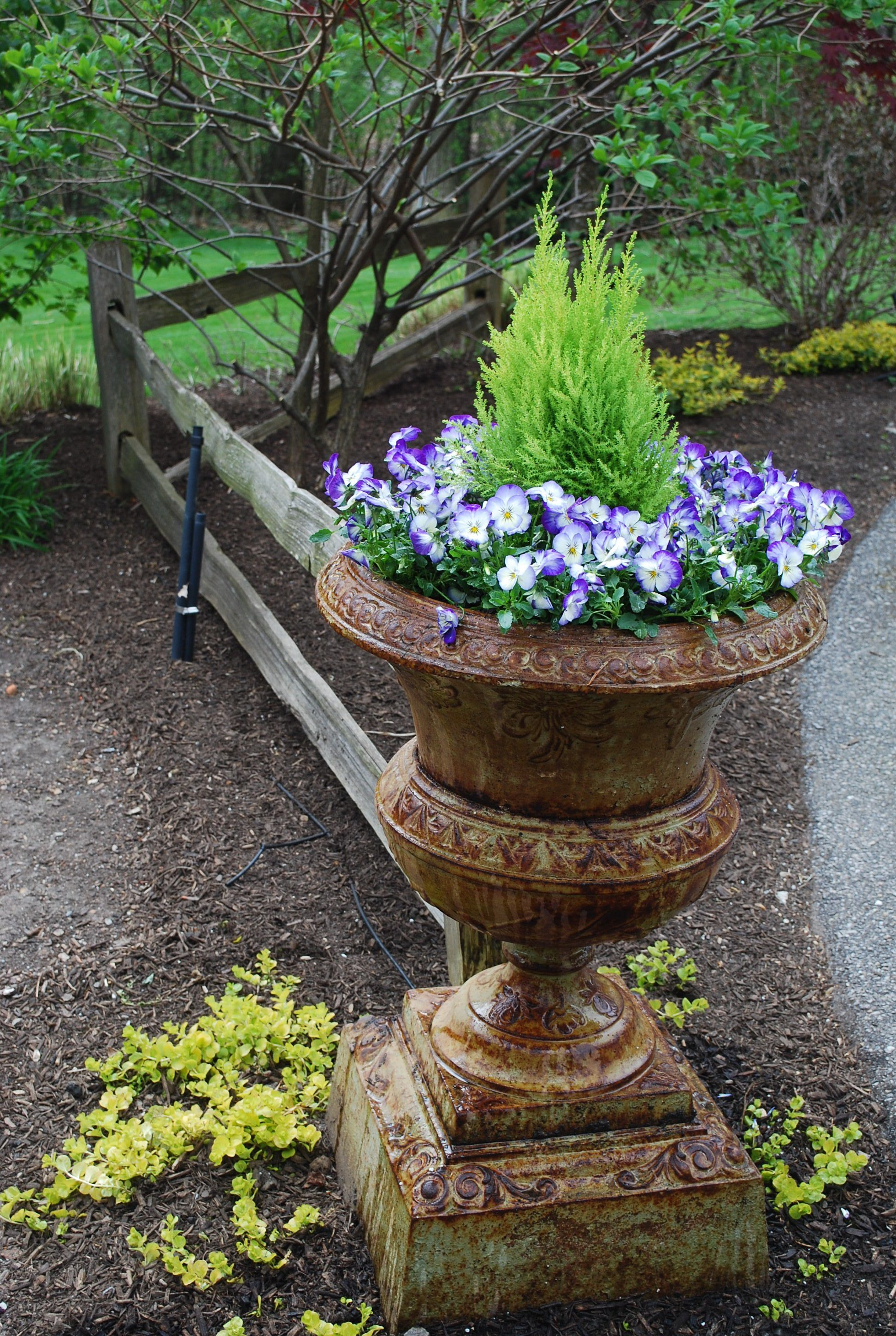 the outdoor containers product planter fiberglass urn garden and granville urns planters