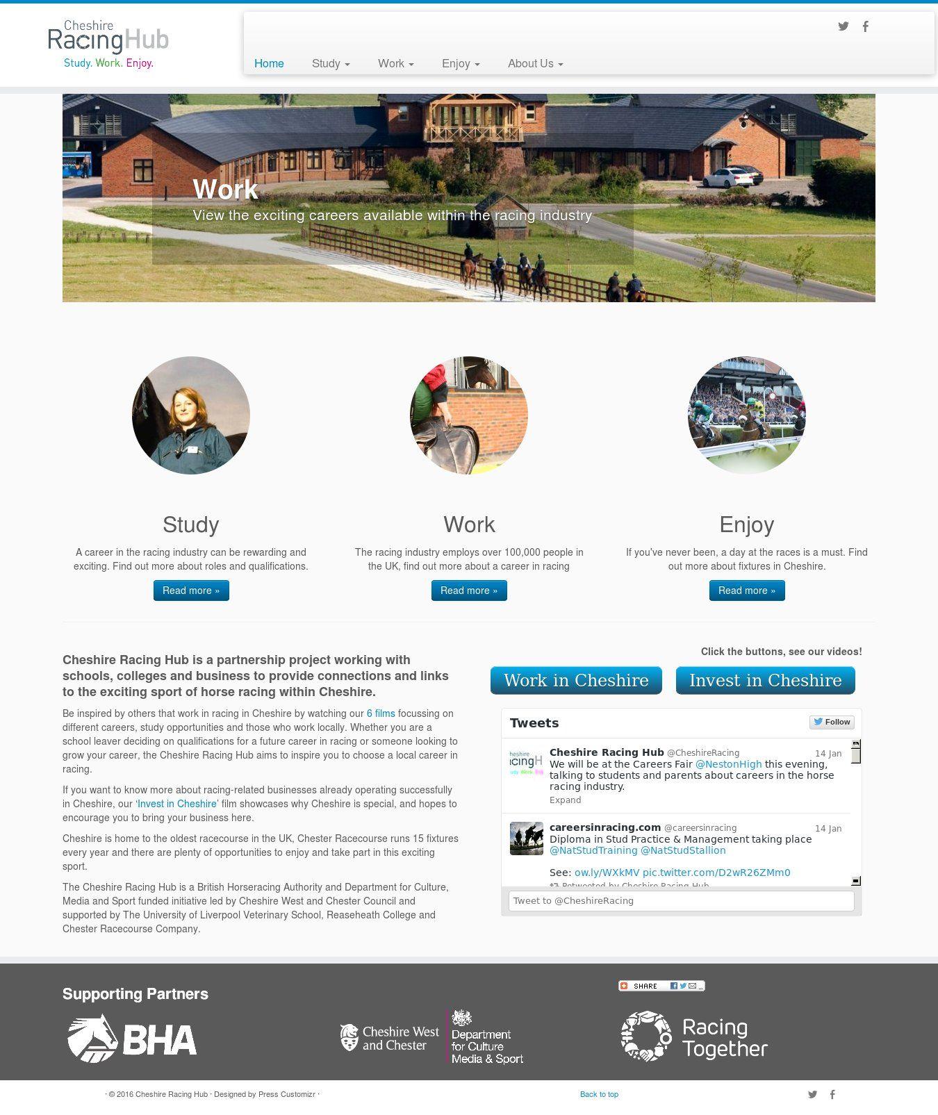 Wordpress site cheshireracinghub uses the customizr child best wordpress site cheshireracinghub uses the customizr child best wordpress theme maxwellsz