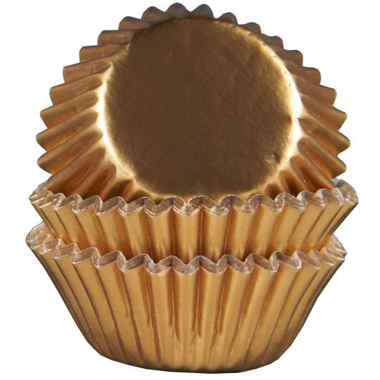 <div><div>Add a bit of elegance to your mini cupcakes, muffins, chocolates, or other sweet treat...