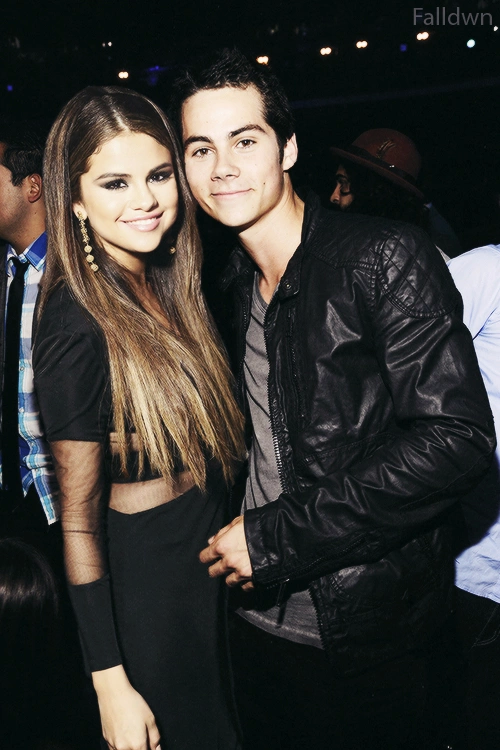 Selena gomez dating dylan o brien