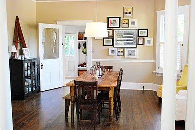 Greener Grass Dining Room Sources And Info Shaker Beige Shaker Beige Benjamin Moore Favorite Paint Colors