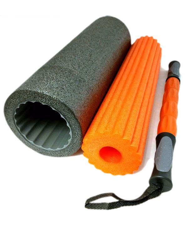 3 In 1 Foam Roller Yoga Roller Massage Roller Massage Roller Foam Roller Roller