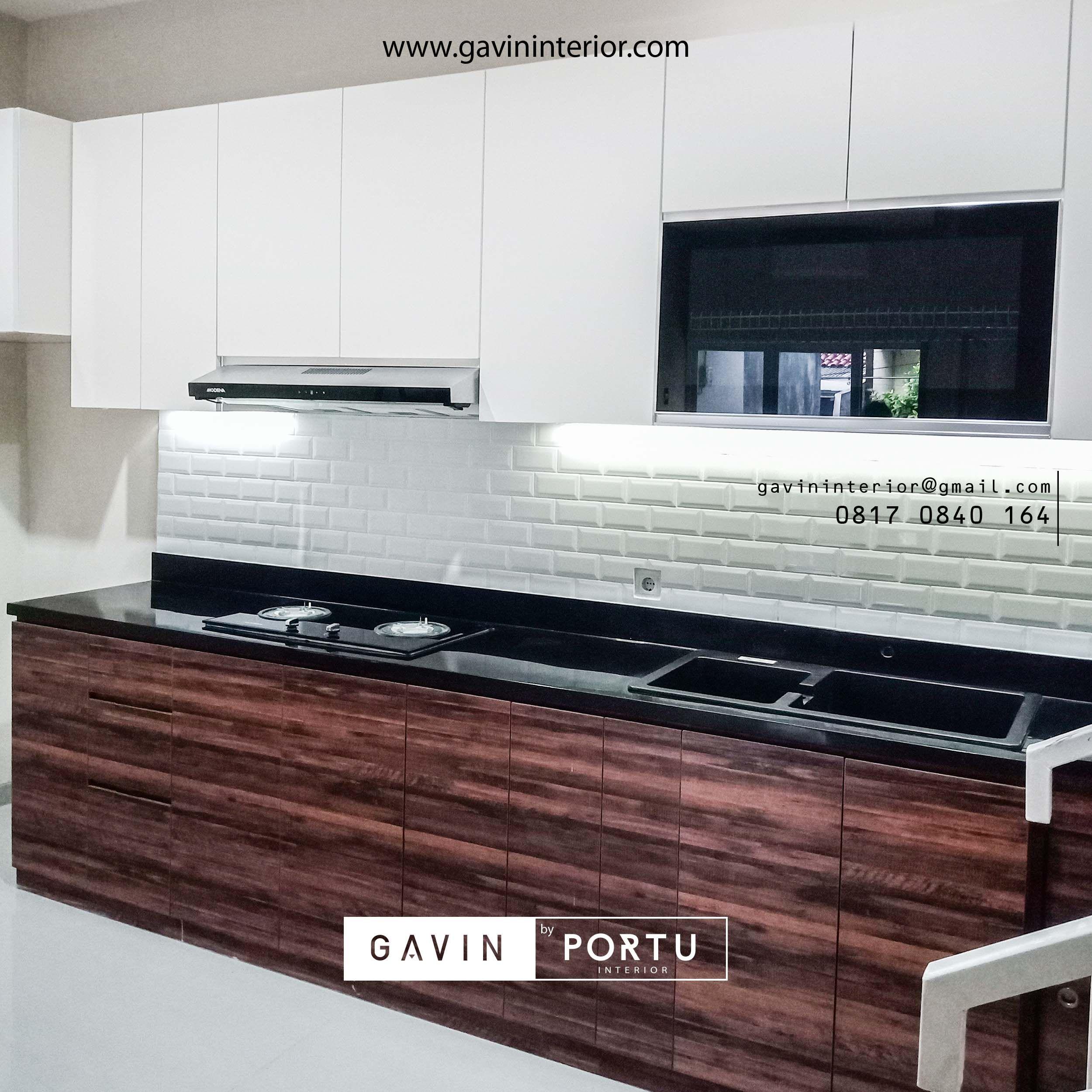 Kitchen Set Kayu Putih - Tentang Kitchen