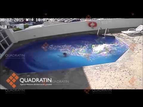 Messico - il patrigno la getta in piscina mentre la madre dorme, bimba di tre anni muore annegata, il video shock - DiarioNet