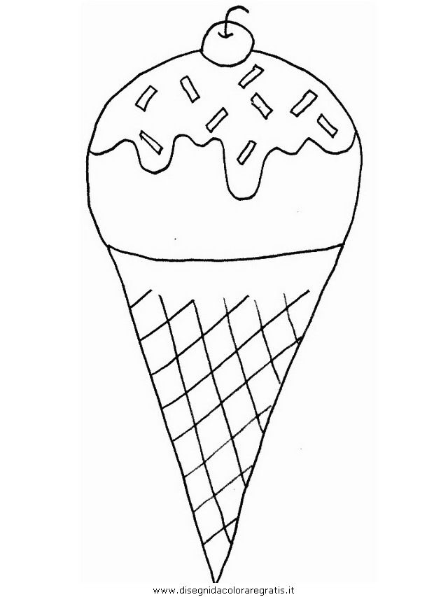 Pin By Audyn On Drawings Ice Cream Coloring Pages Coloring Pages