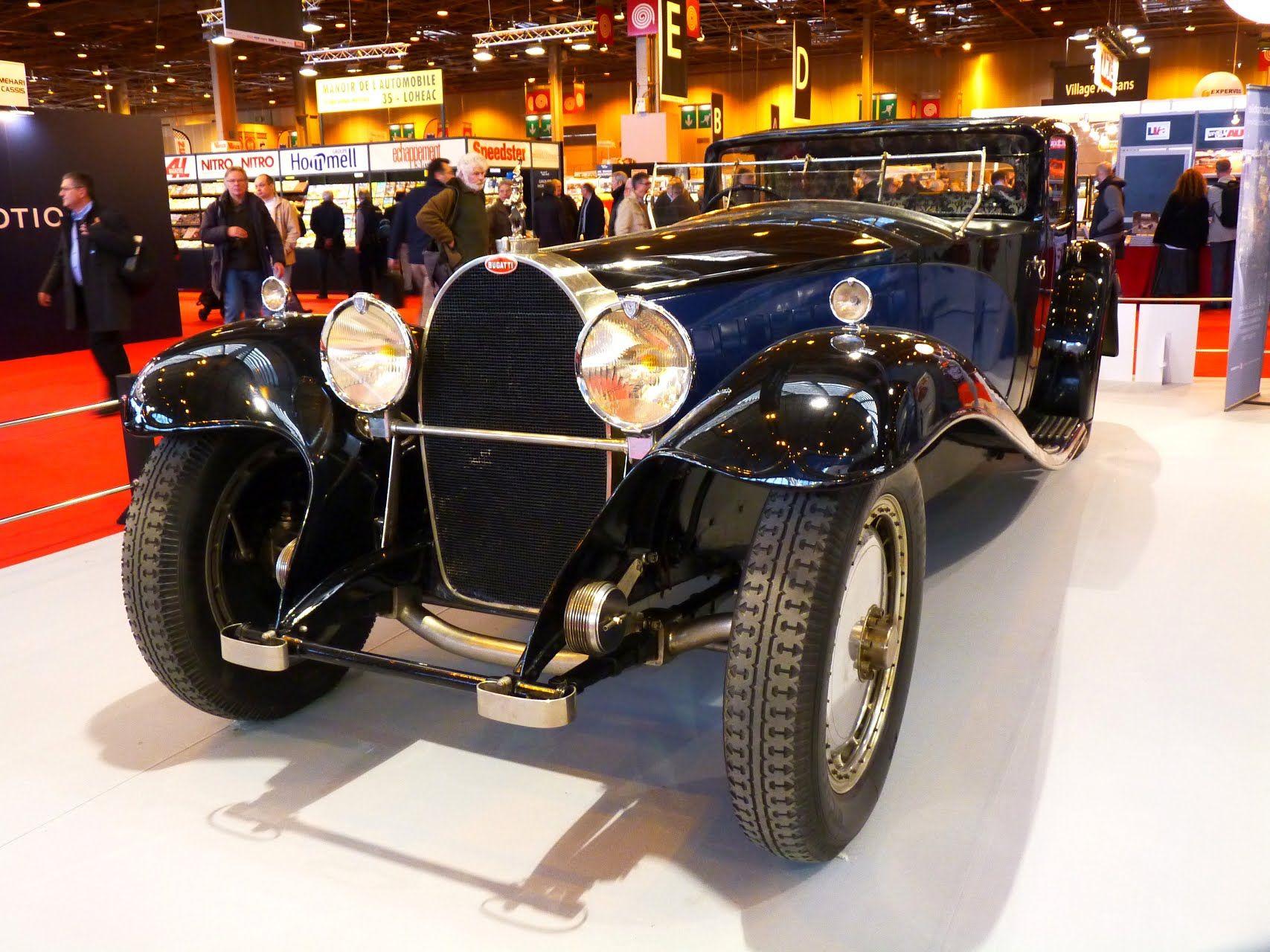 Bugatti Royale Coupé Napoléon 1929 | Bugatti cars, Bugatti royale, Bugatti