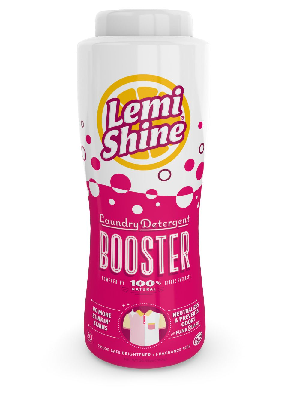 Lemi Shine Laundry Booster Powder It Removes Tough Stains