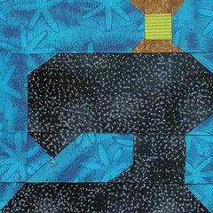 Links to free paper piecing patterns