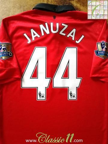 5d2ede79182 2014 15 manchester united 26 kagawa home soccer long sleeve shirt kit