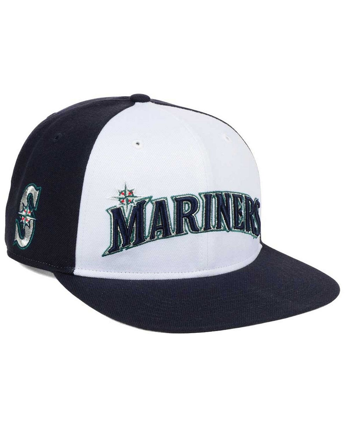 wholesale dealer f36b4 41dce  47 Brand Seattle Mariners Script Side Snapback Cap - Sports Fan Shop By  Lids - Men - Macy s.