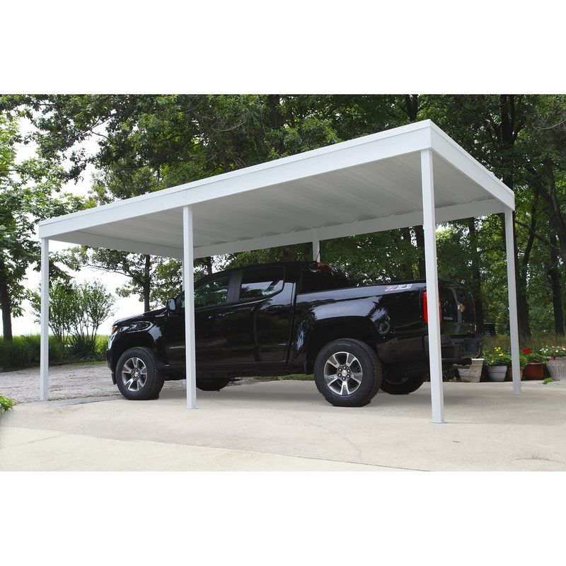 Carport/Patio Cover Canopy (With images) Carport patio