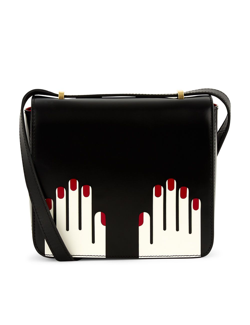 4dc24397a074 LULU GUINNESS White Leather Marcie Hands Bag. #luluguinness #bags #leather  #lining #denim #shoulder bags #silk #cotton #