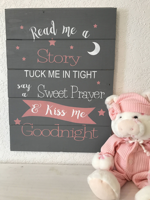 Personalised Wooden Bedroom Sign Sleep Tight Star Custom Star Bedroom Sign