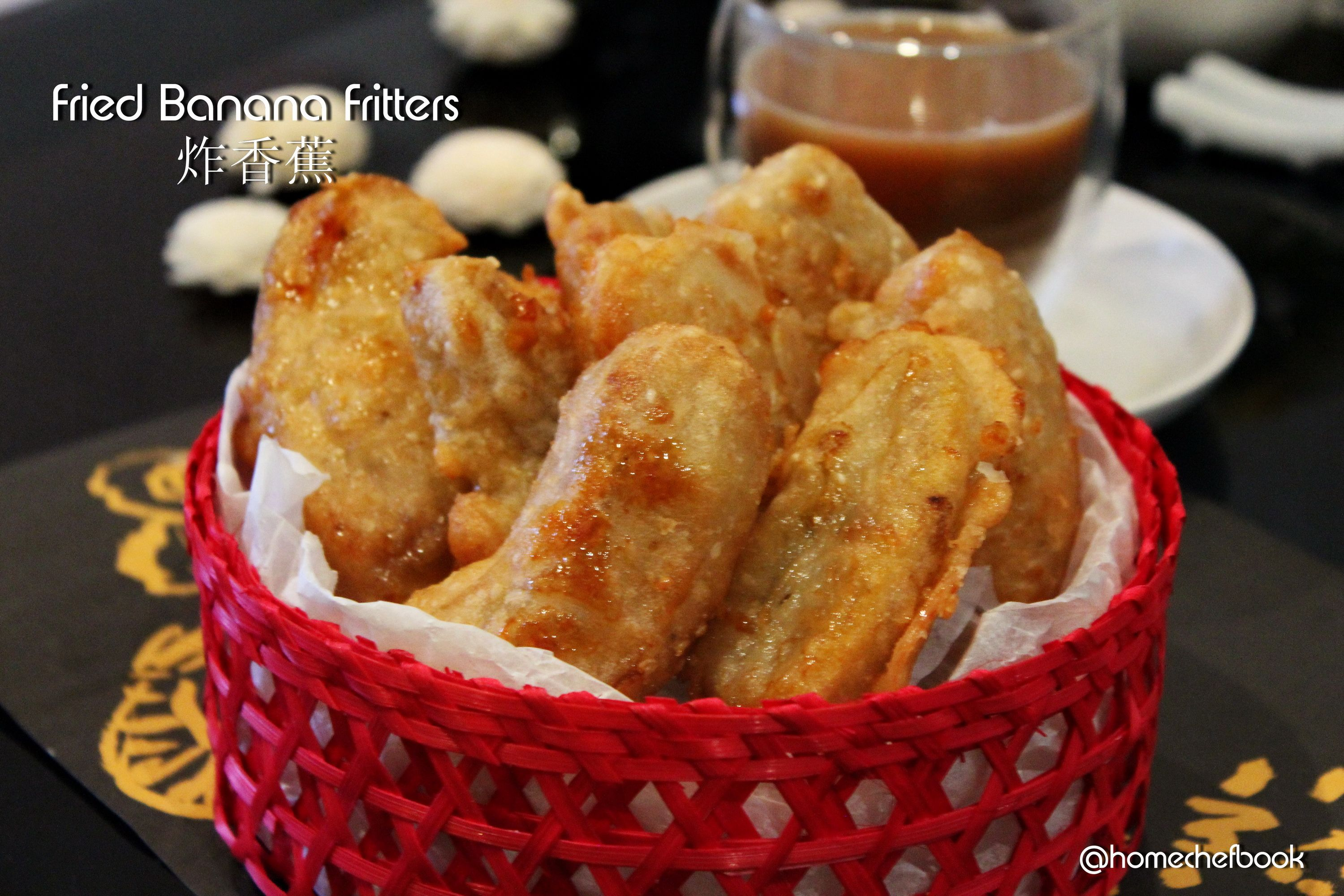 The Best Chinese Banana Fritters Recipe