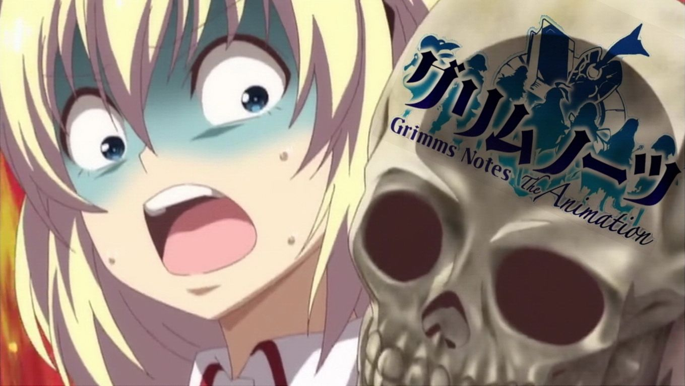 Grimms Notes The Animation