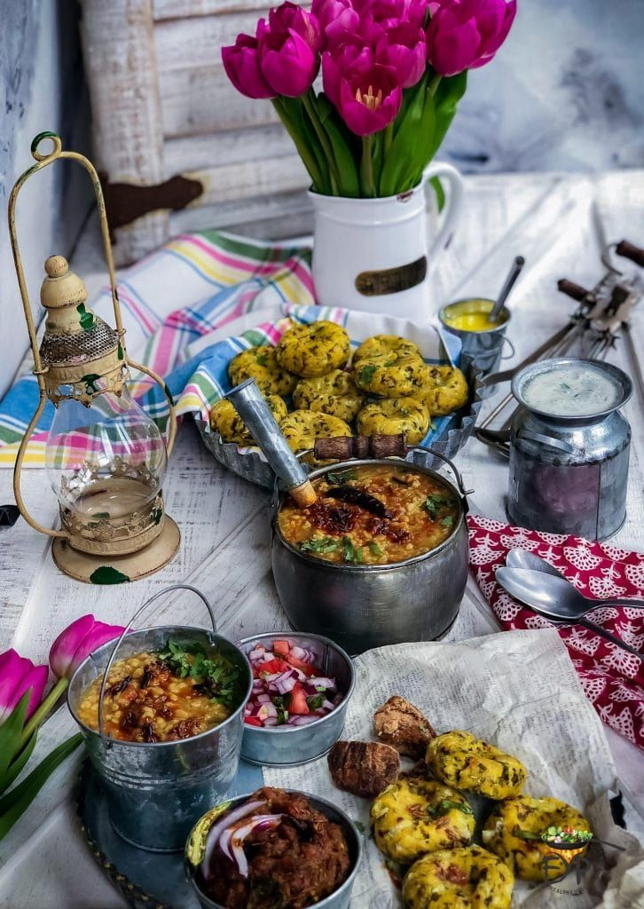Cornmeal Dumplings Makka ke Dhokle Recipe Cornmeal