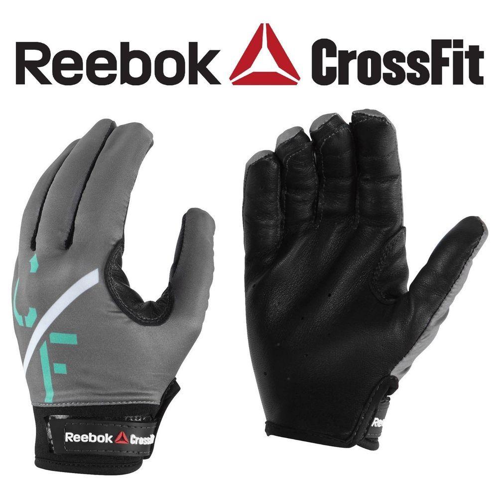 groß auswahl die beste Einstellung außergewöhnliche Auswahl an Stilen NEW Reebok Women's Grey Crossfit Gloves Leather Palm Small S ...