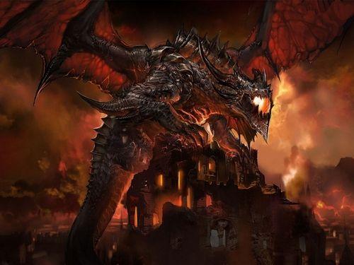 Dragons Wallpaper Giant Dragon World Of Warcraft Wallpaper World Of Warcraft Cataclysm Dragon Pictures
