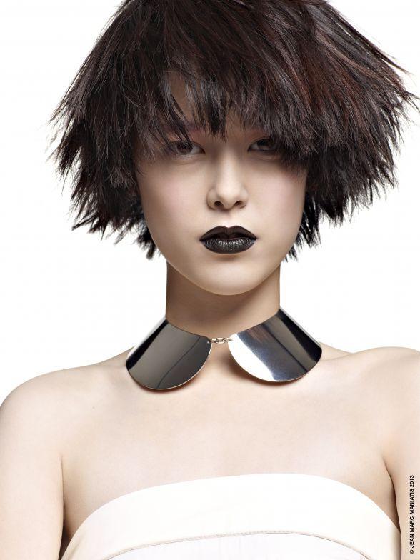 Épinglé par LiveCoiffure sur Hairstyle Tips Coupe courte