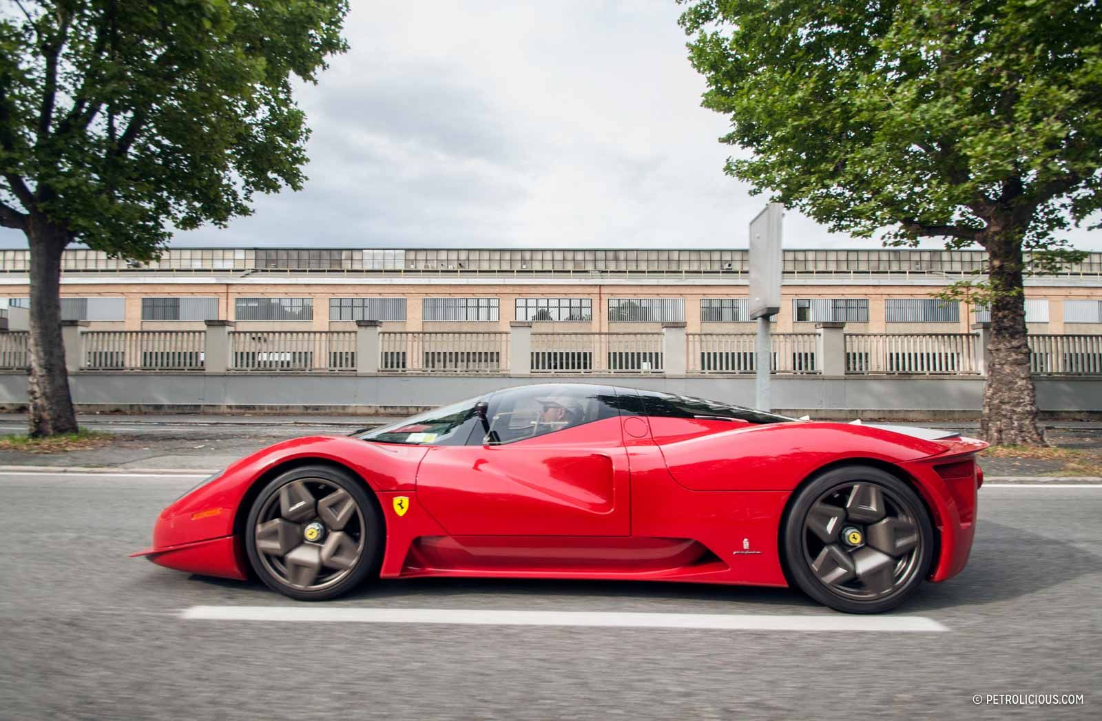 Ferrari P4 5 Futuristic Cars Dream Cars Super Cars