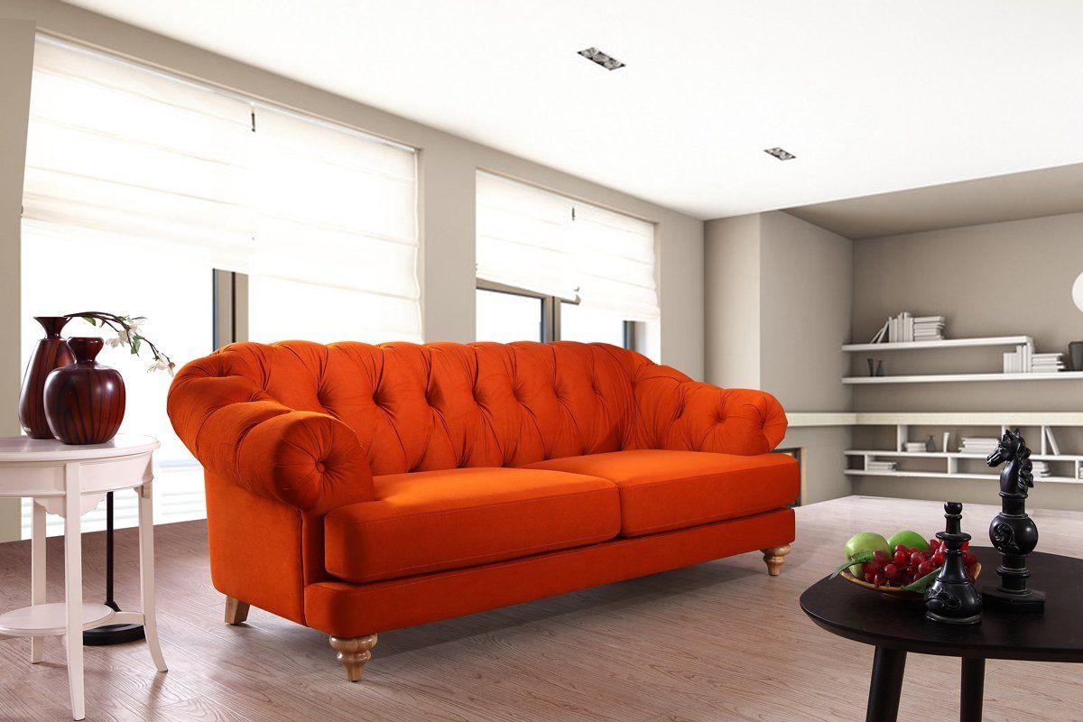 Fabric Sofa Set