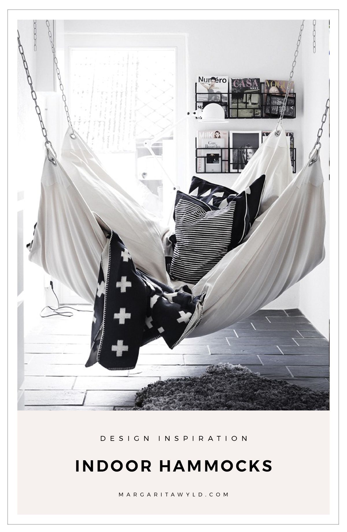 Design inspiration indoor hammocks indoor hammock indoor and house