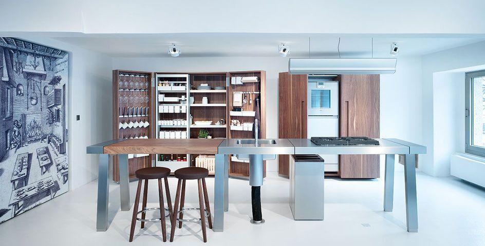bulthaup Berlin Brandstore bulthaup kitchens Pinterest Showroom - bulthaup küchen berlin