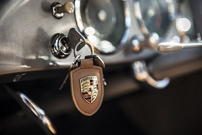 1959 Porsche 356S Outlaw by Emory Motorsports