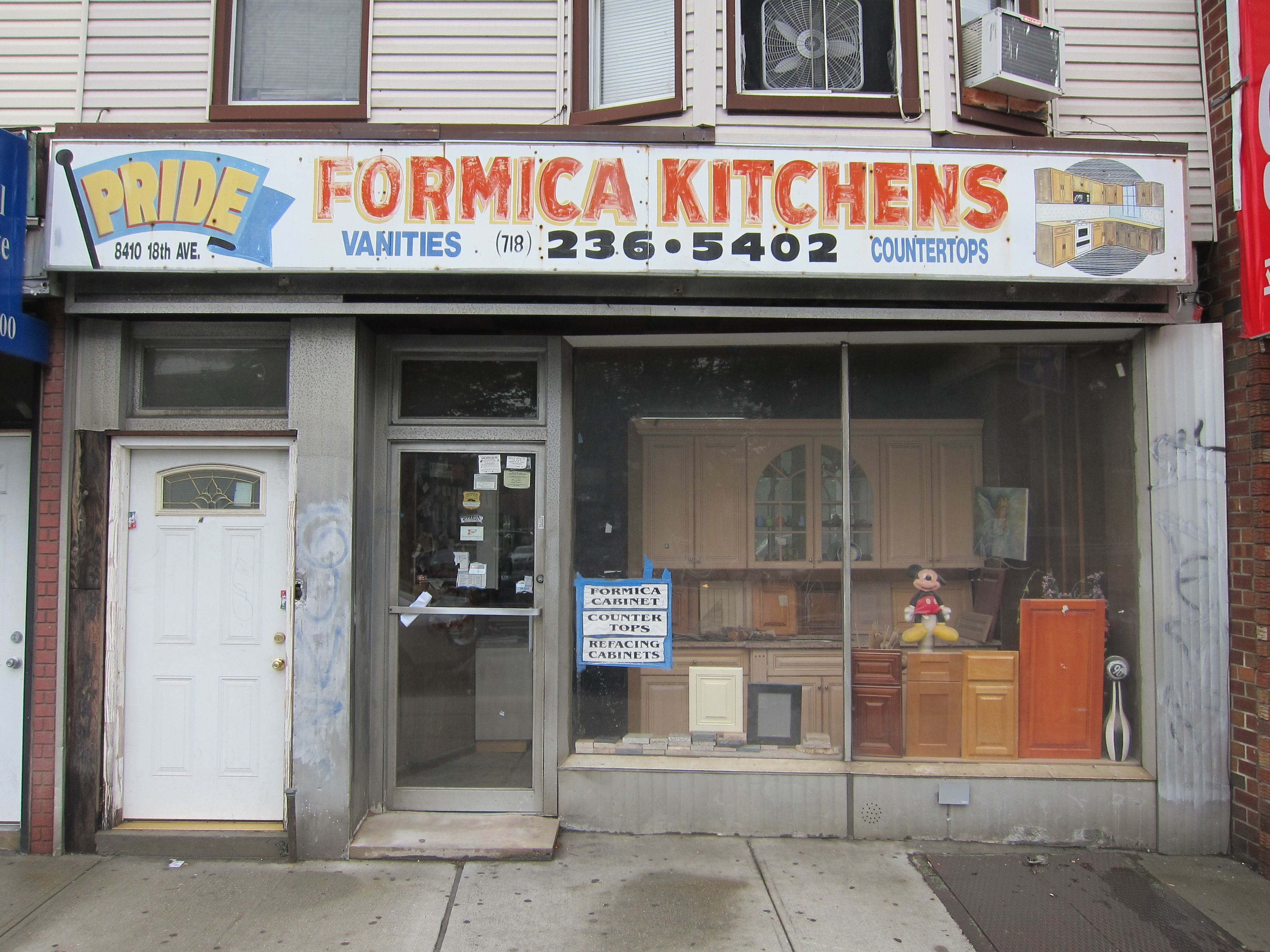 Pride Formica Kitchens 18th Ave Bk