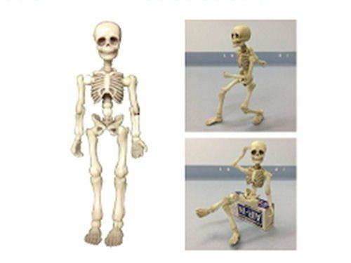 pose skeleton man (1) by re-ment re-ment http://www.amazon/dp, Skeleton