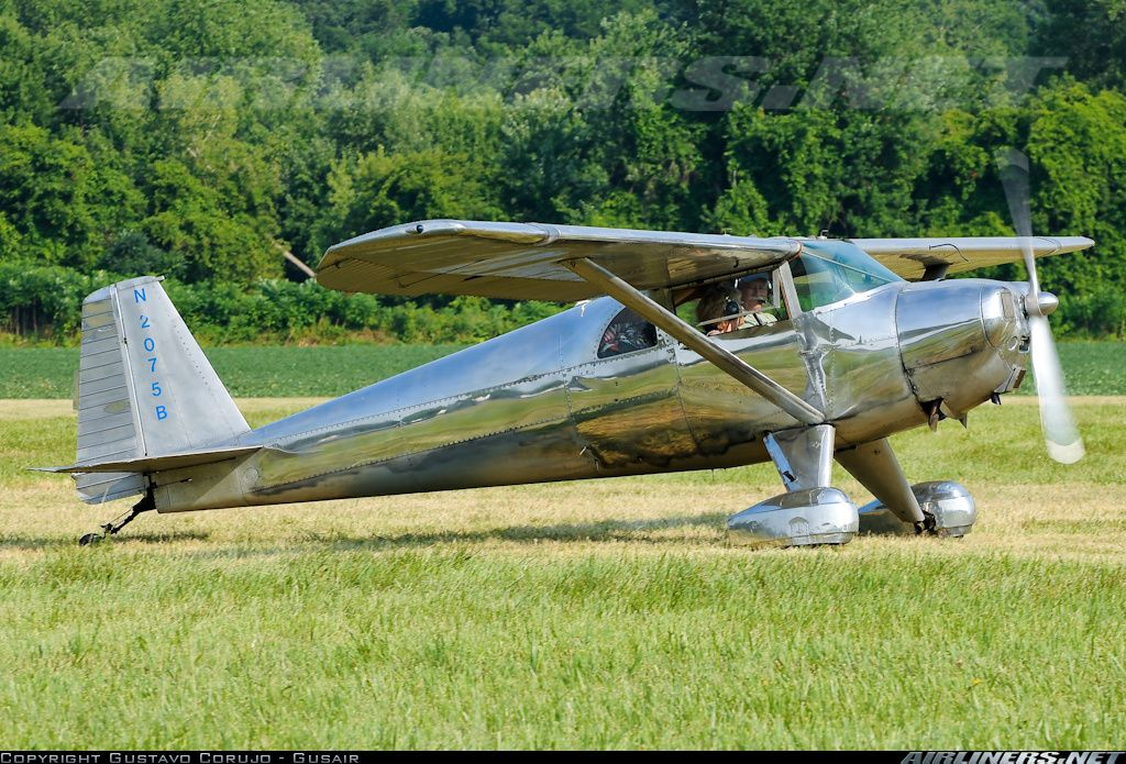 8F Silvaire aircraft picture Aviation