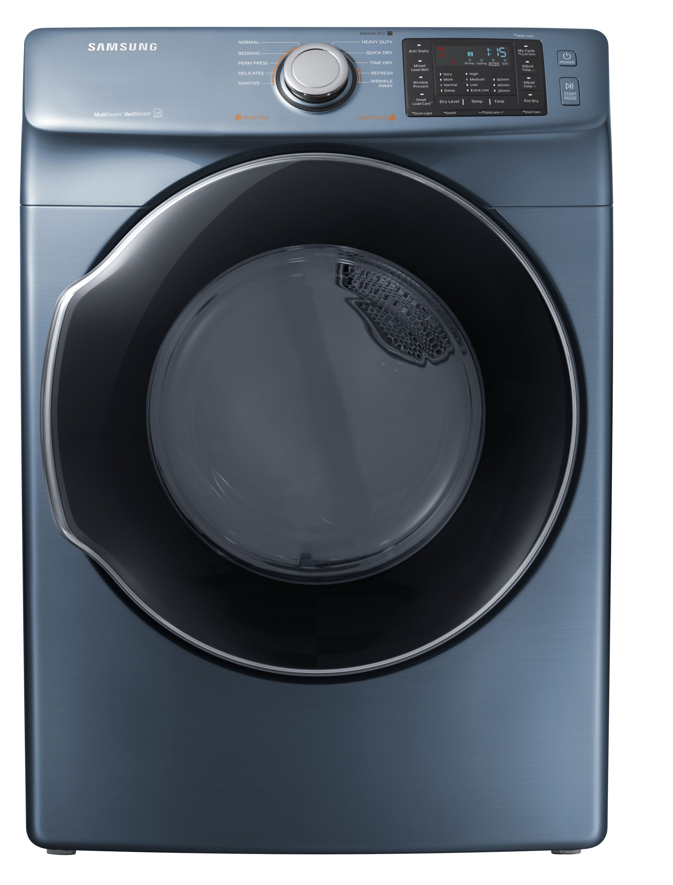 Samsung Dve45m5500w A3 Electric Dryer Built To Dry Certified To