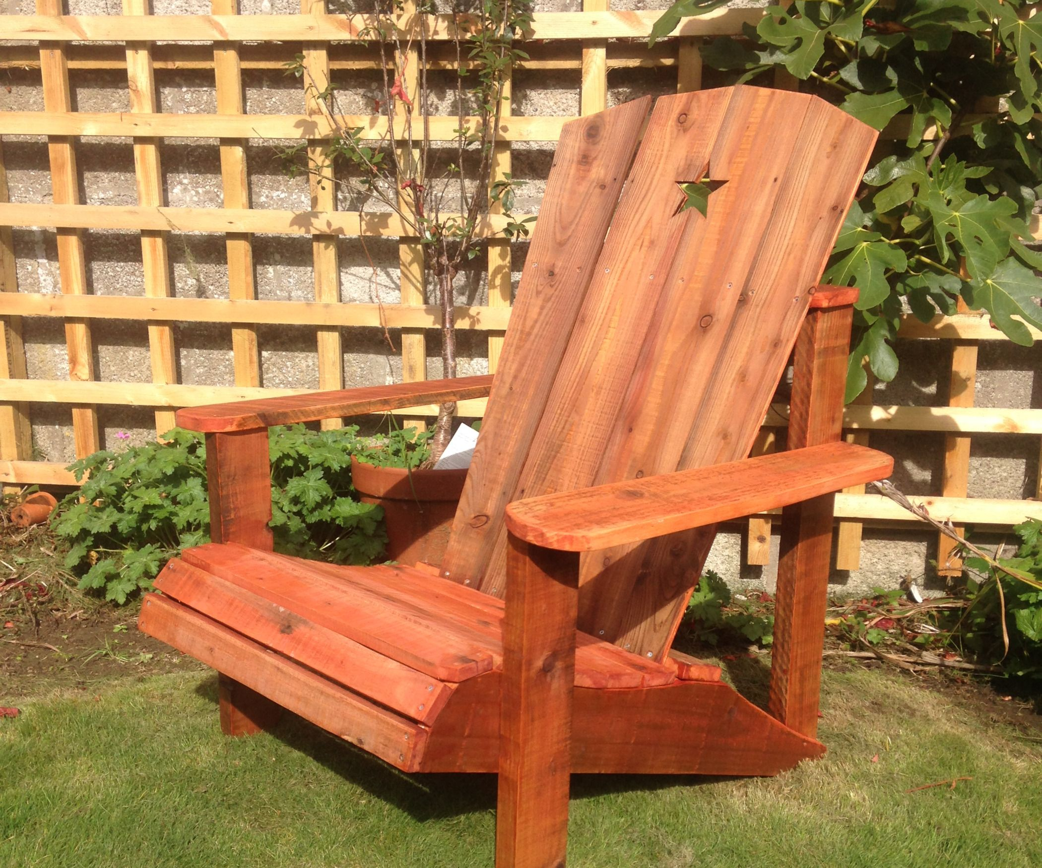 Build Your Own Adirondack Chair Plans Adirondack chair