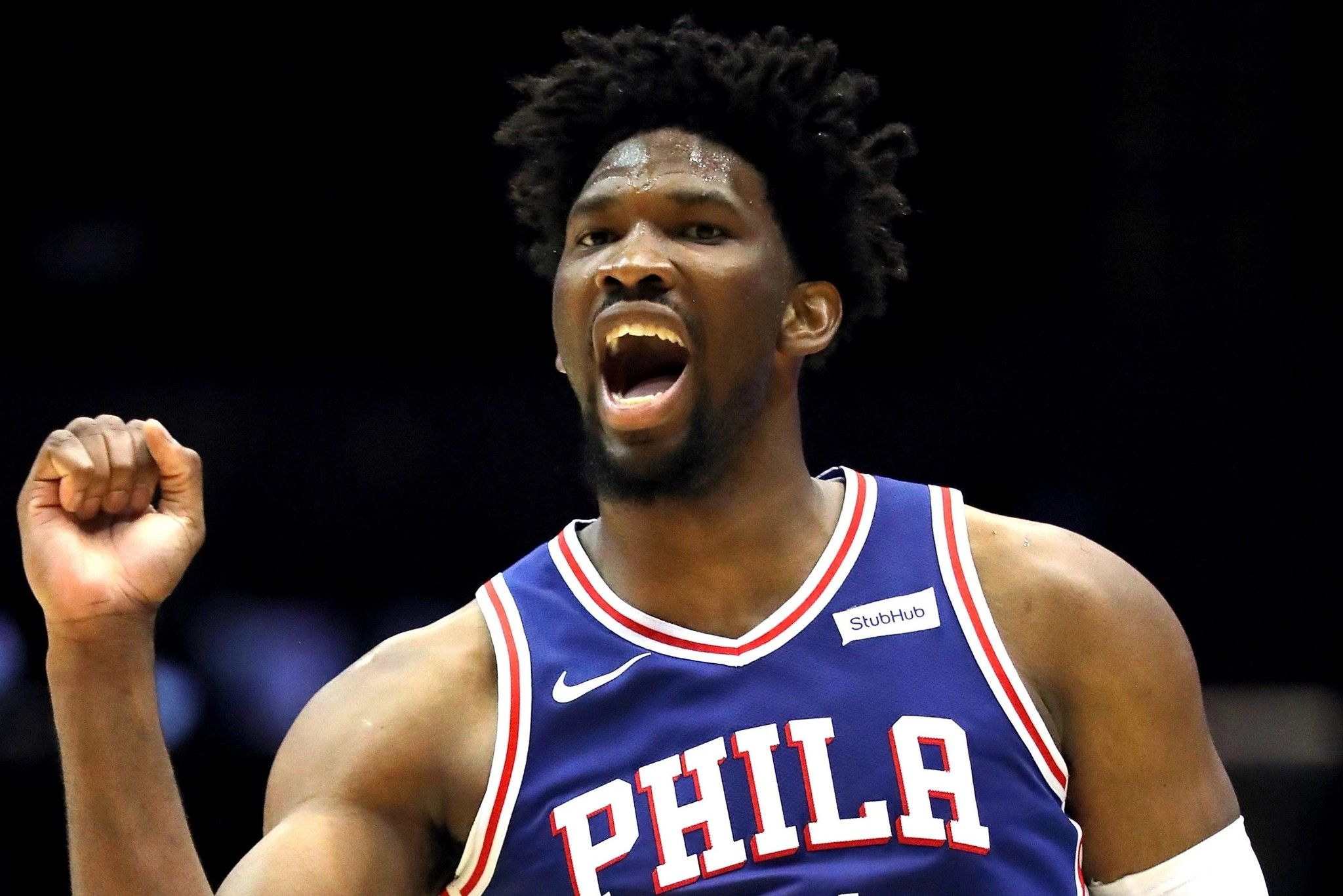 The Philadelphia 76ers clinch a playoff spot after 6 years