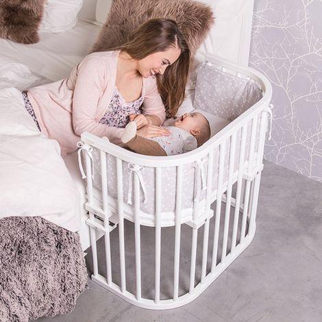 Babybay Beistellbett Original 81x43 Cm Online Kaufen Baby Walz Babybay Beistellbett Beistellbett Kinderzimmer Fur Madchen