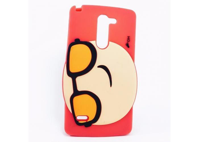 5e51eea0d5c Guili Guili Fundas y Accesorios Para Smartphone y Celulares: Funda Silicon  Lg G3 Stylus Emoticon Facebook - Kichink!